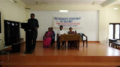 Seminar -Department of History