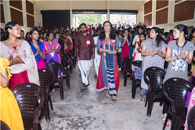 College Union Inauguration 2017